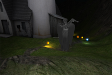 Weeping Angels VR: Captura de pantalla