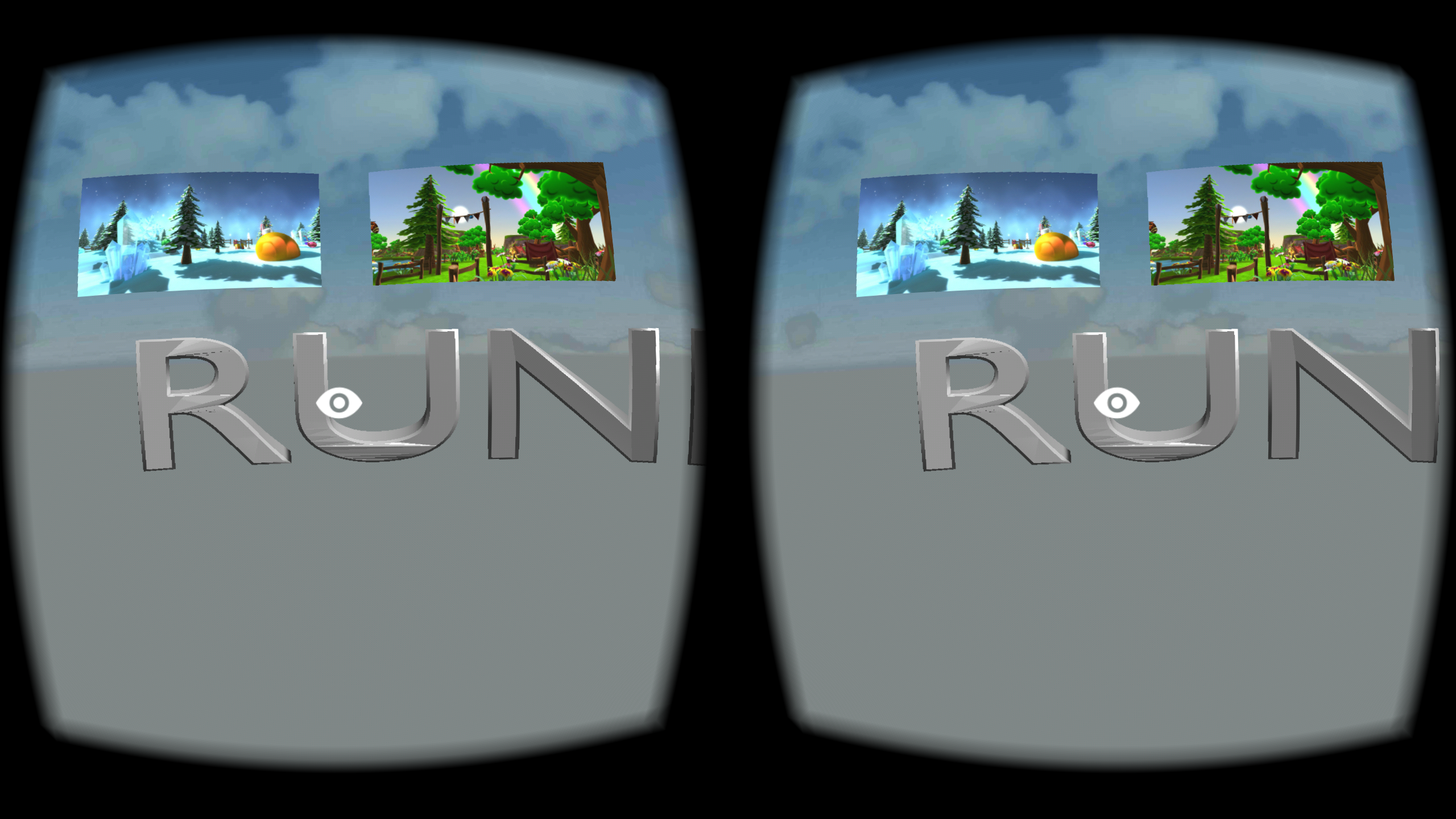 screenshot 1 RUNNER VR content image