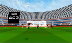 HEAD SOCCER VR: Captura de pantalla