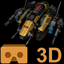 Icono del producto de Store MVR: Cardboard 3D VR Space FPS game